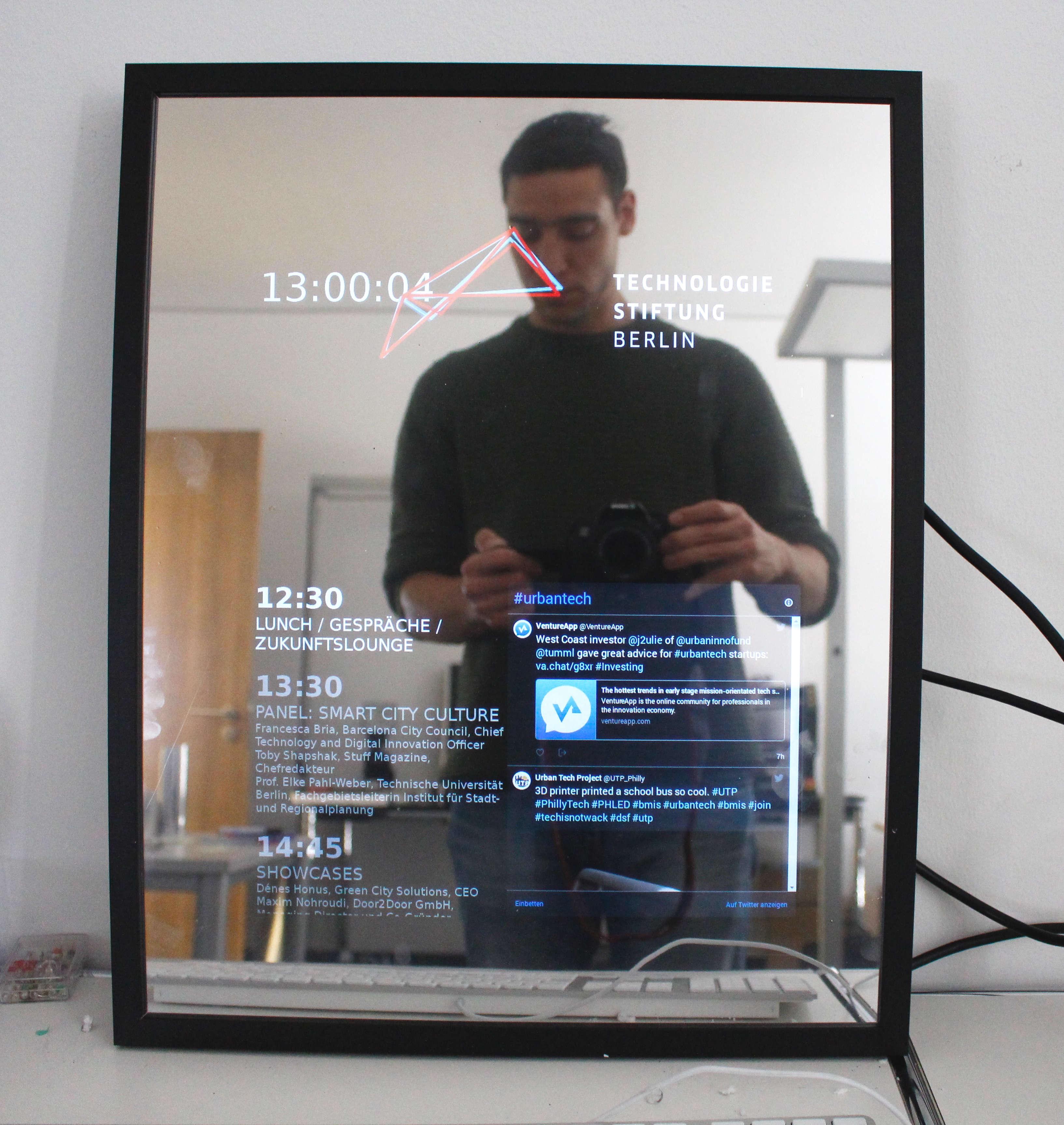 Ideation & Prototyping Lab | Mirror, Mirror